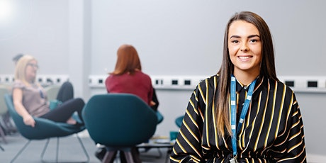 Burnley College University Courses - Virtual Advice Sessions tickets