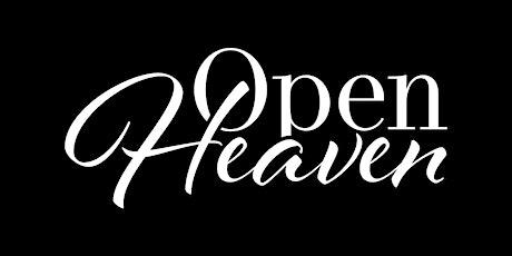 Open Heaven Worship Concert tickets
