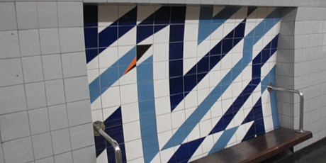 Virtual Tour - An afternoon on the Tiles: the interior design of the tube biglietti