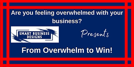 Copy of From Overwhelm to Win! tickets