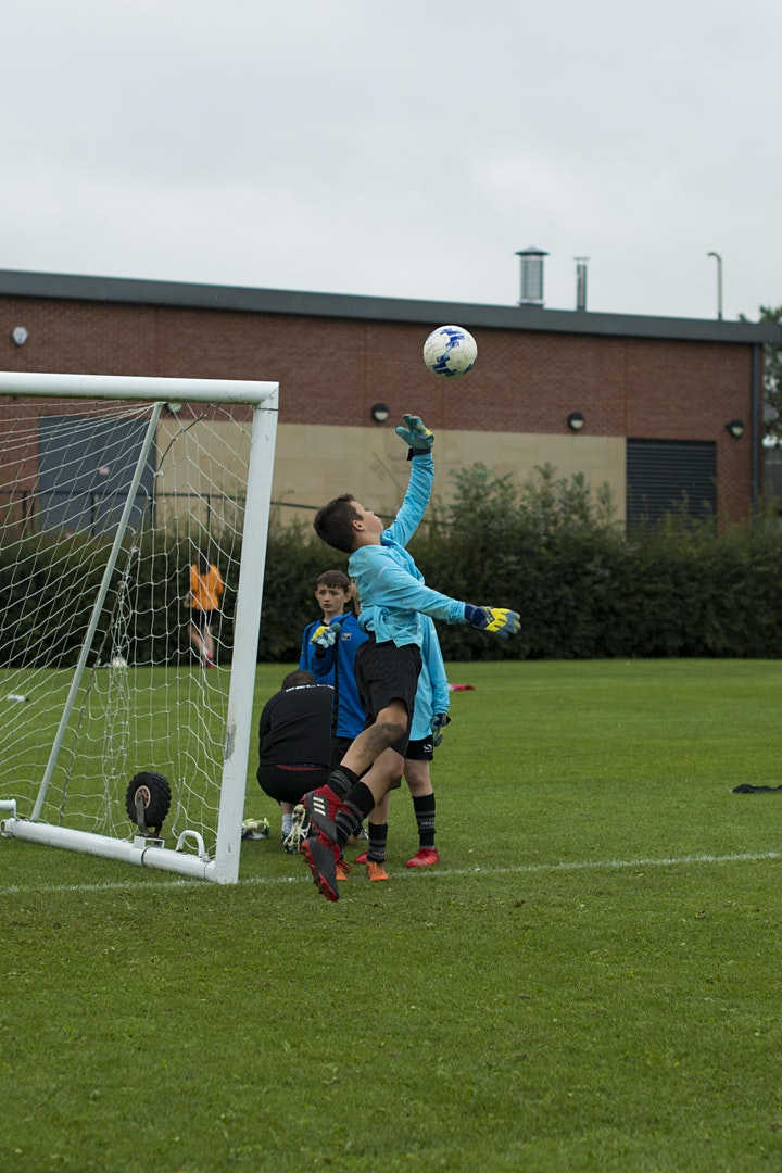 Sells Pro Training Goalkeeper Residential Camp Reading image