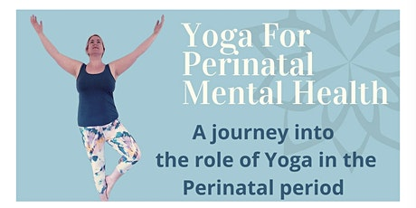 Yoga Course for Health and Social Workers within Perinatal Mental Health tickets