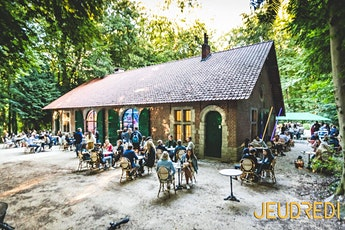 Jeudredi Afterwork • Apéro Plein Air • Bois de la Cambre tickets