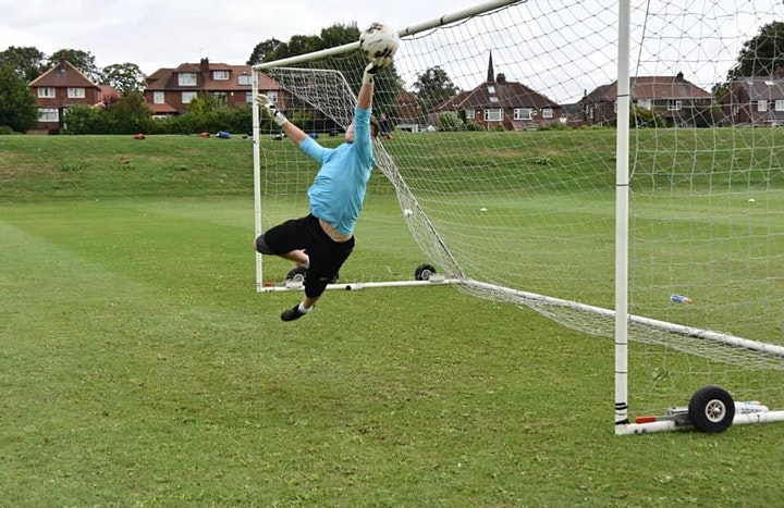 Sells Pro Training Goalkeeper Residential Camp York image