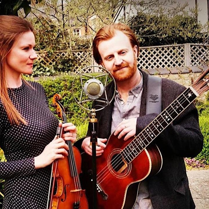 Acoustic Evening with Elizabeth & Jameson image