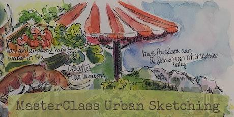 Masterclass Urban Sketching - schetsen in het Groene Hart tickets