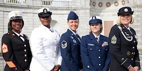 Women Veteran appreSHEation Day tickets