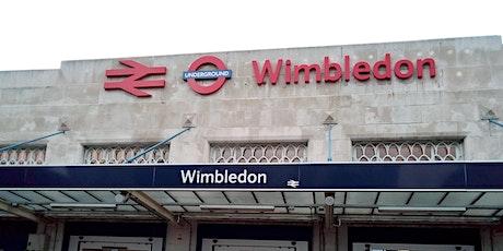 Virtual Tour - Underground, Overground: a wonderful wander thro' Wimbledon tickets