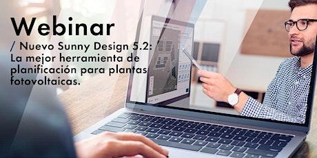 Nuevo Sunny Design 5.2: La mejor herramienta de planificación de plantas FV entradas