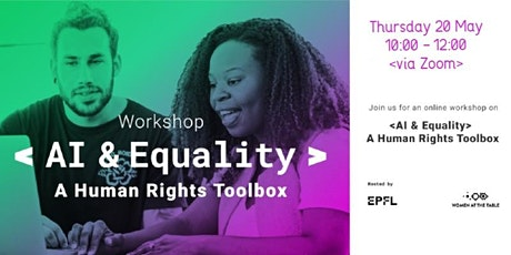 AI & Equality: A Human Rights Toolbox - University College Dublin tickets