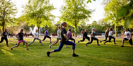 OurParks Bootcamp at Elephant Park tickets