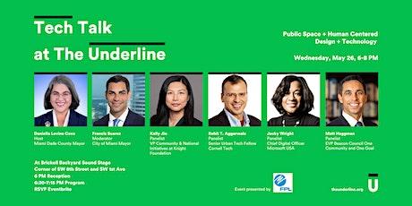 Tech Talk at The Underline tickets