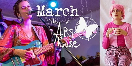 March at The Art House (in person and online show) tickets