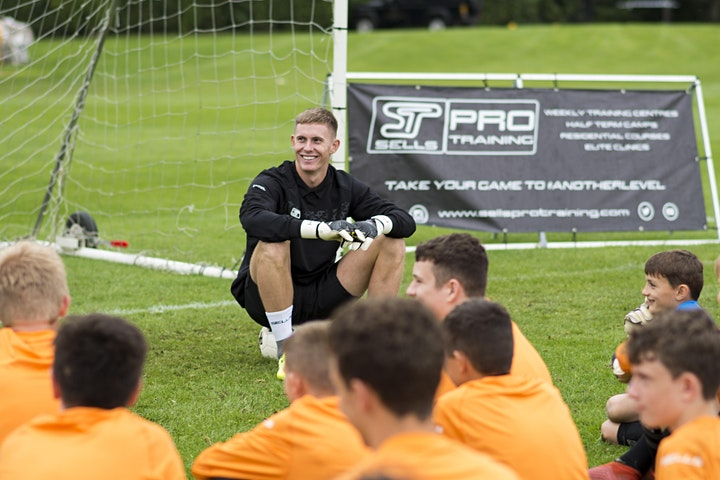 Sells Pro Training Goalkeeper Residential Camp Leicester image