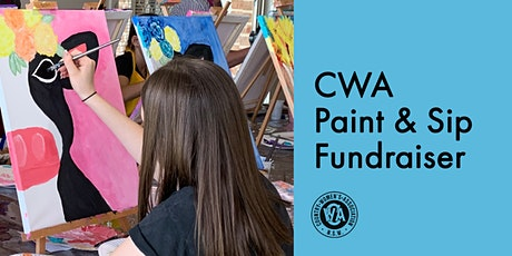 CWA Paint & Sip Fundraiser tickets
