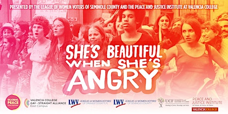 Film Screening and Panel Discussion: She's Beautiful When She's Angry tickets