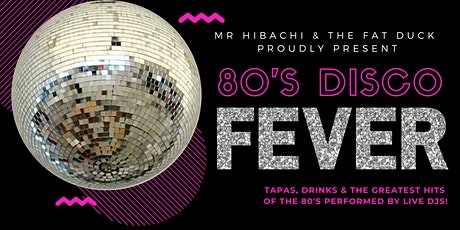 80's Disco Fever tickets