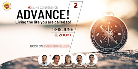 Advance II ! Living the life you are called to. tickets