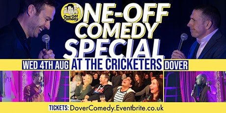 One Off Comedy Special at The Cricketers! - Dover tickets