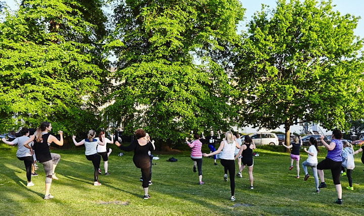 OurParks Bootcamp at Elephant Park image