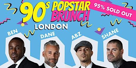 90s Popstar Brunch London tickets