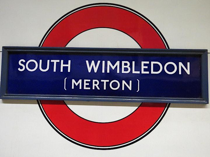 Virtual Tour - Underground, Overground: a wonderful wander thro' Wimbledon image