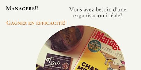 Atelier Qab: révolutionnez votre organisation! tickets