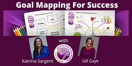Goal Mapping For Success - September tickets