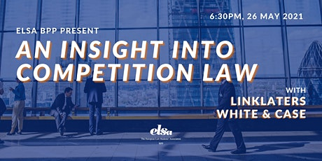 An Insight into Competition Law tickets