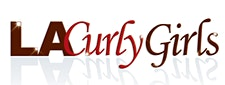 LA Curly Girls logo
