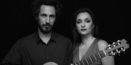 Vivianna Giannaki y Mariano Gil  - Auditorio Nacio entradas