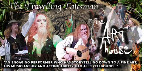 The Travelling Talesman presents: Freedom Fighters tickets