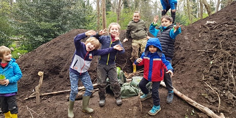 Forest School - 1st, 2nd & 4th June only tickets