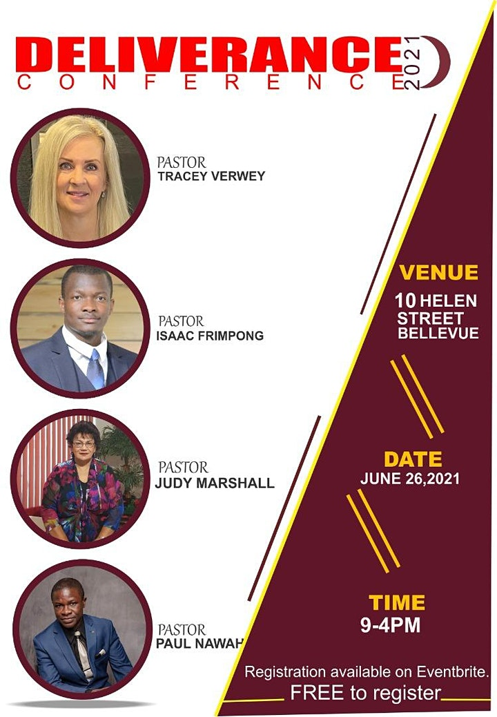 Deliverance Conference 2021 image
