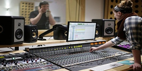 New College Lanarkshire - Sound Production Online Open Evening tickets