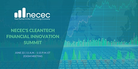 Sixth Annual Cleantech Financial Innovation Summit billets