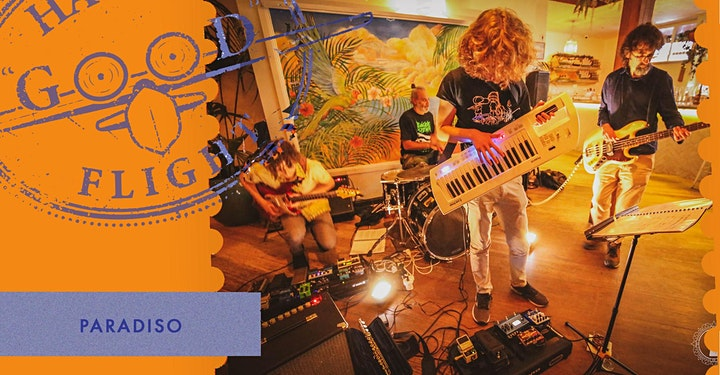 Paradiso Reggae Night @ Highball Express image