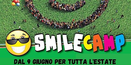 SMILE CAMP 2021: Presentazione alle famiglie biglietti