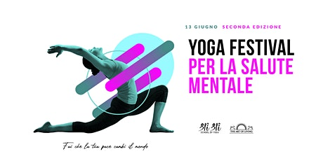 Yoga Festival per la Salute Mentale tickets