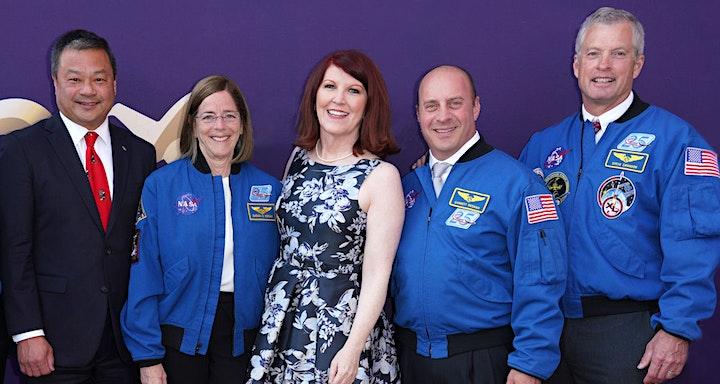 VIP Gala Dinner with 2 x NASA Astronauts image