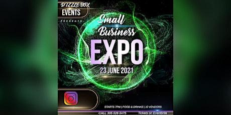 Dizzle Box Foundation Annual Small Business Expo tickets