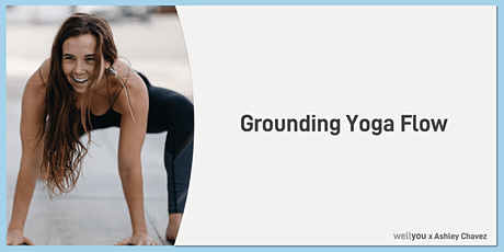 Grounding Yoga Flow tickets