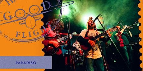 Los Chavos @ Paradiso Reggae Night tickets