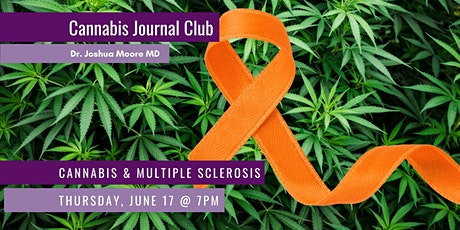 Journal Club: Cannabis and Multiple Sclerosis tickets