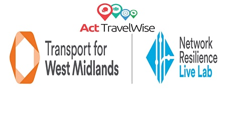 Transport for West Midlands :  Network Resilience Live Lab Event tickets
