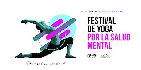 Festival de Yoga por la Salud Mental tickets
