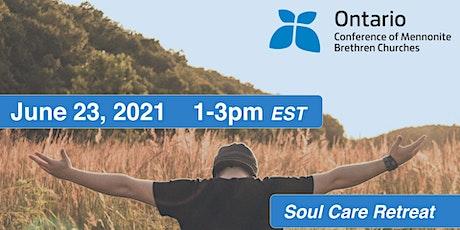 ONMB Soul Care Retreat tickets