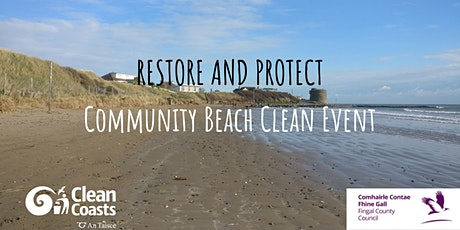 Donabate Community Beach Clean Event Tickets