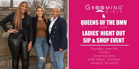 Ladies' Night Out Sip & Shop tickets