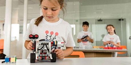HelloRobot Summer Camp |6-10 anni| Lego Robot Studio biglietti